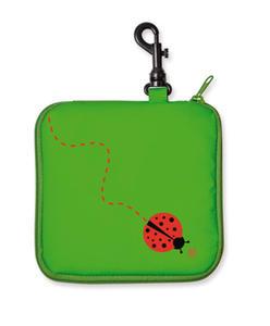 Iris- Snack Rico kwadratowy, zielony - 2824448121
