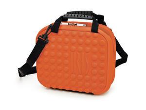Iris- Twin Bag pomarańczowy - 2824448153