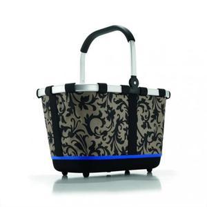 Reisenthel - koszyk na zakupy Carrybag 2 baroque taupe - 2824448159