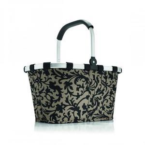 Reisenthel - koszyk na zakupy Carrybag baroque taupe - 2824448163