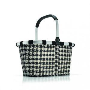 Reisenthel - koszyk na zakupy Carrybag fifties black - 2824448165