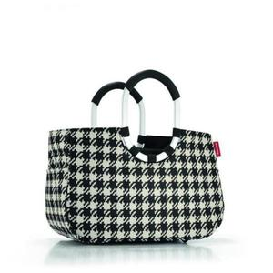 Reisenthel - Torba na zakupy loopshopper M fifties black - 2824448209