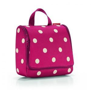 Reisenthel - Kosmetyczka toiletbag ruby dots - 2824448270