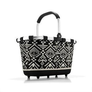Reisenthel - koszyk na zakupy Carrybag 2 hopi black - 2824448670