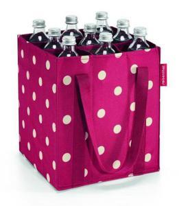 Reisenthel - Kosz na 9 butelek ruby dots - 2824448685