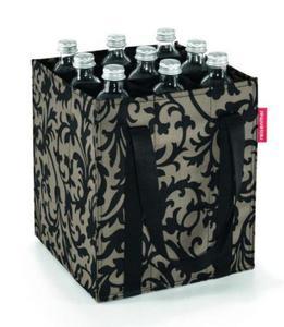 Reisenthel - Kosz na 9 butelek baroque taupe - 2824448688