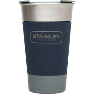 Stanley - stalowy kubek z przykrywką Adventure granatowy - 2824448795