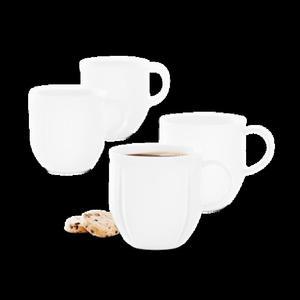Rosendahl - porcelanowa kubki 4 szt. Grand Cru Soft - 2824448927