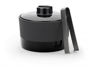 Magisso - Pojemnik na lód Black Terracotta - 2824449790