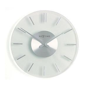 Nextime - zegar Glass Stripe - 2824443517