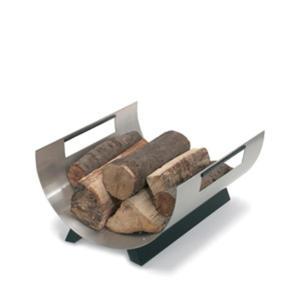 Blomus - kosz na drewno Chimo - 2824443569