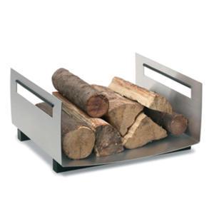 Blomus - prostokątny kosz na drewno Chimo - 2824443570