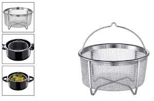 Silit - wkład do garnka - koszyczek do gotowania na parze - 2824445213