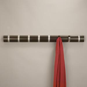 Umbra - duży wieszak na ubrania Flip - espresso - Umbra - duży wieszak na ubrania Flip - espresso - 2824446035