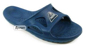 Klapki basenowe VENTO granatowe Aqua-Speed Rozmiar: 40 - 2824064506