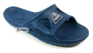 Klapki basenowe VENTO granatowe Aqua-Speed Rozmiar: 42 - 2824064509