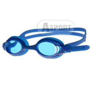 Okulary pływackie dziecięce AMARI niebieskie Aqua-Speed - 2824064701
