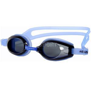 Okulary pływackie AVANTI niebiesko-czarne Aqua-Speed - 2824064704