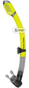 Fajka do nurkowania NOVA 3kolory Aqua-Speed Kolor: czarny - 2824064909