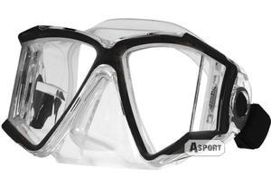 Maska nurkowa LEXUS Aqua-Speed Kolor: czarny - 2824064939