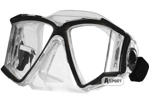 Maska nurkowa LEXUS 2kolory Aqua-Speed Kolor: niebieski - 2824064940