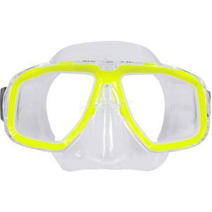Maska nurkowa dziecięca TREND Aqua-Speed Kolor: żółty - 2824064944