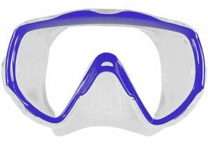 Maska nurkowa GEA Aqua-Speed Kolor: niebieski - 2824065005