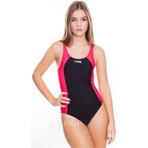 Strój kąpielowy jednoczęściowy ANGELA Aqua-Speed Rozmiar: 34 Kolor: czarny - 2824065172