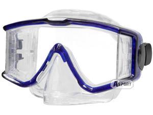 Maska nurkowa, panoramiczna ROCA Aqua-Speed Kolor: niebieski - 2824065956