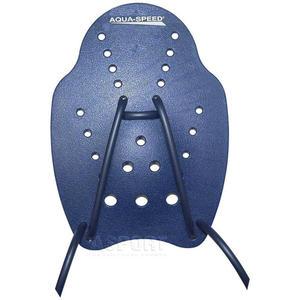 Wiosełka pływackie HAND PADDLE granatowe Aqua-Speed Rozmiar: M - 2824065994