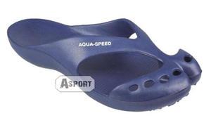Klapki ALASKA granatowy Aqua-Speed Rozmiar: 35 - 2824066490