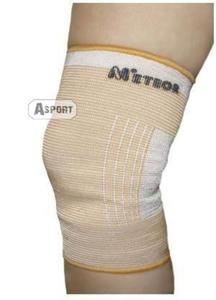 Ściągacz kolana, opaska rehabilitacyjna na kolano Meteor Rozmiar: XL - 2844308096