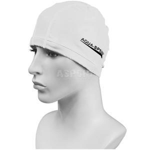 Czepek pływacki BEST biały Aqua-Speed - 2824067207