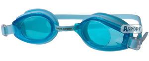 Okulary p�ywackie AVANTI jasnoniebieskie Aqua-Speed - 2824067664