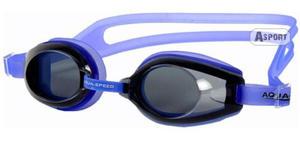 Okulary pływackie AVANTI ciemnoniebiesko-czarne Aqua-Speed - 2824067845