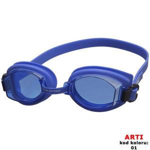 Okulary pływackie, uniwersalne ARTI niebieskie Aqua-Speed - 2824068186