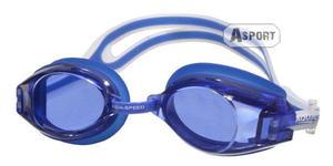 Okulary pływackie CREEK niebieskie Aqua-Speed - 2824068200