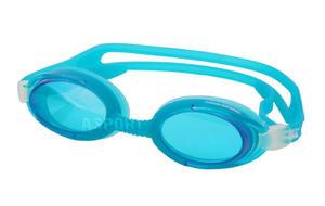 Okulary p�ywackie MALIBU jasnoniebieskie Aqua-Speed - 2824068201