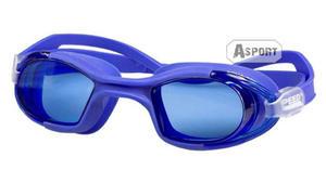Okulary pływackie MAREA niebieskie Aqua-Speed - 2824068206
