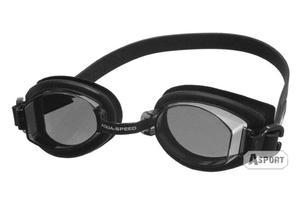 Okulary p�ywackie, uniwersalne ARTI czarne Aqua-Speed - 2824068372