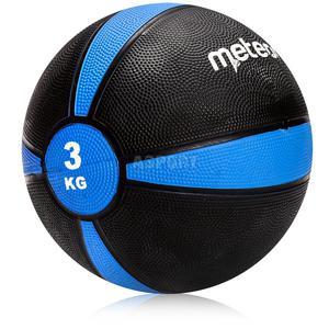 Piłka lekarska, rehabilitacyjna 3kg Meteor - 2844308172