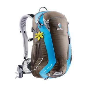 Plecak damski, rowerowy, narciarski BIKE ONE 18L Deuter Kolor: czarno-szary - 2824069990