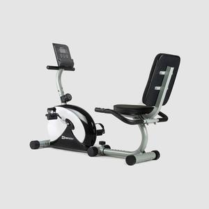 Rower magnetyczny, poziomy VEIRON HS 65 R biały Hop-Sport - 2843154787