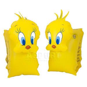 Dmuchane rękawki - motylki do pływania TWEETY 6-12lat Rozmiar: 6-12 - 2824071225