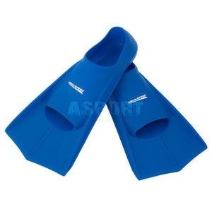 Płetwy treningowe, silikonowe, krótkie Aqua-Speed niebieskie Rozmiar: 47-48 - 2824071266