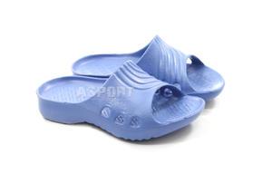 Dziecięce klapki basenowe, pianka EVA, antypoślizgowa podeszwa BAMBINO Rozmiar: 34-35 - 2824071453
