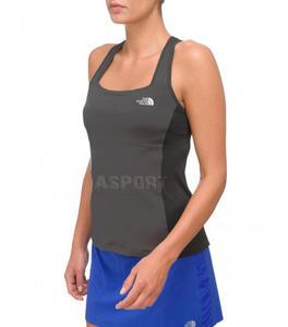 Koszulka, bokserka fitness, oddychająca The North Face Rozmiar: XS Kolor: grafitowy - 2824071780