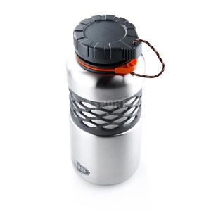 Butelka na wodę, na napoje, stal nierdzewna GLACIER STAINLESS DUKJUG 1000ml - 2837252645
