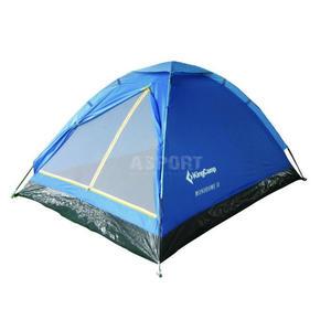 Namiot biwakowy, 2-osobowy, 1-warstwowy MONODOME II KingCamp - 2850215400