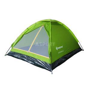 Namiot biwakowy, 2-osobowy, 1-warstwowy MONODOME II KingCamp - 2850215407